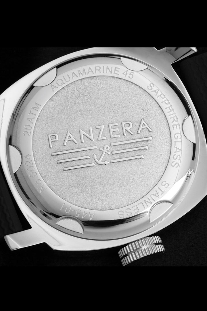 Automatic Dive Watch Collection by PANZERA Australian Watch Brand