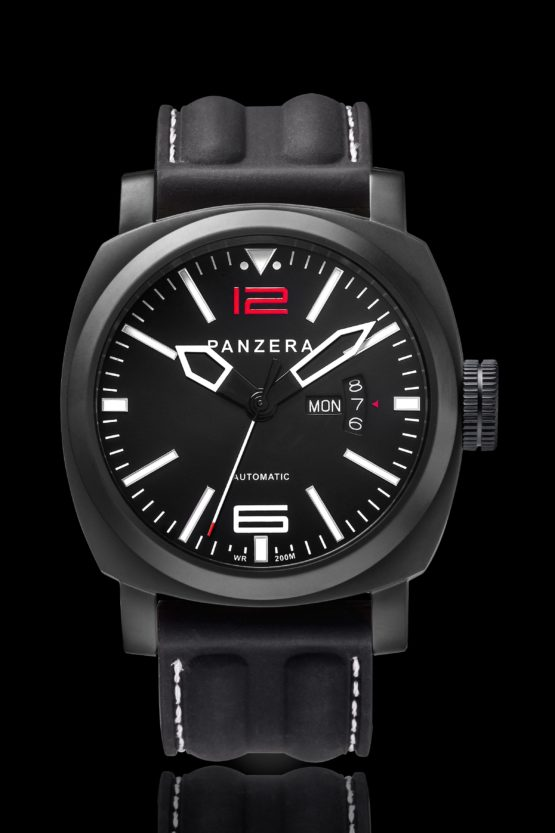 Automatic Marine Watch Collection by PANZERA Australian Watch Brand