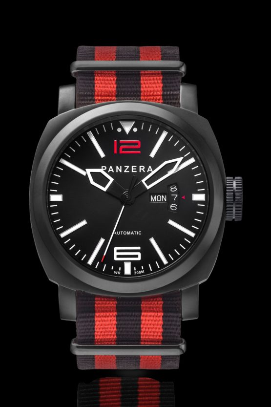 Automatic Ocean Watch Collection by PANZERA Australian Watch Brand